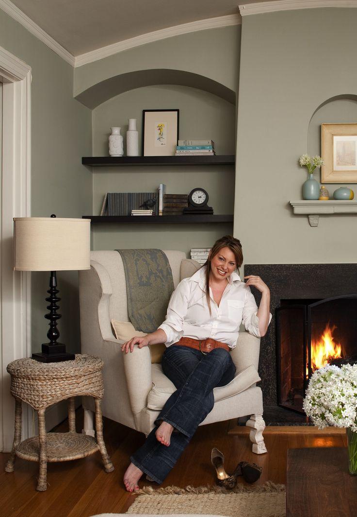 Interior Design By Kelly Keiser Beachy Light Blue Living Room Better Homes  U0026 Gardens Beach Inspired