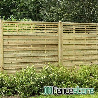 high valencia fence panel jardinage et extereieur. Black Bedroom Furniture Sets. Home Design Ideas