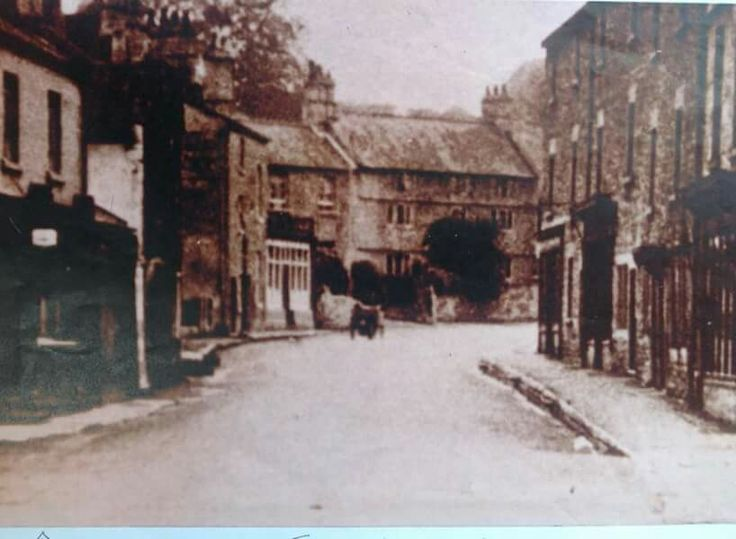 Twerton High Street, Bath, early 1900s