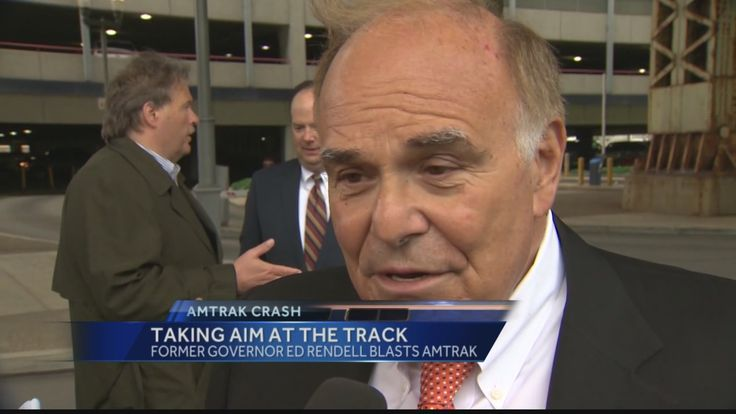 "A House panel approves deep spending cuts to Amtrak's budget, just hours after a deadly crash in Philadelphia. ""If stuff like this doesn't motivate them to do the right thing, what will?"" former Gov. Ed Rendell asks."