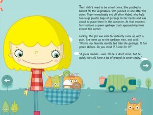 As the parent of a formerly picky eater, I was interested to check out Terri at the Market - An Interactive Cartoon Storybook for Children, ...