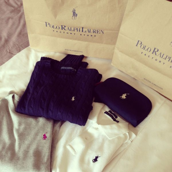 polo raulph lauren sweater. ♡