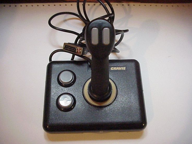 Gravis PC Pro Joystick for IBM PC & Compatibles