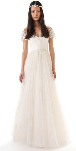Reem Acra I Am Beautiful Dress: Weddingdress, Wedding Dressses, Reem Acra, Reemacra, Wedding Dresses, I Am Beautiful, Beautiful Dresses, Bridal Gowns, I'M