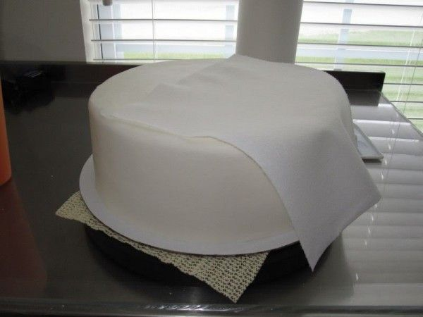 perfectly smooth buttercream icing