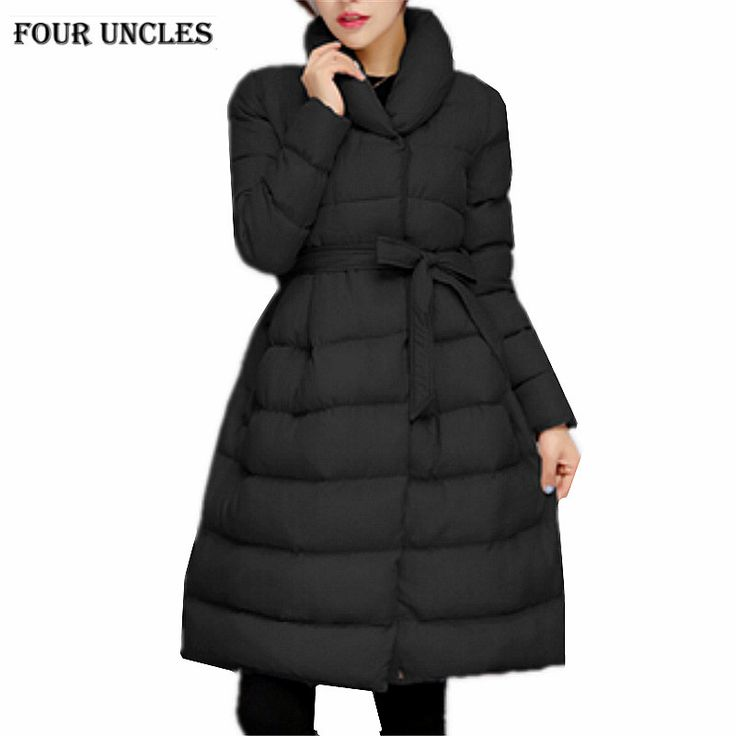 Long Coat Parkas Jackets Female Warm Clothes High Quality  $43.49   => Save up to 60% and Free Shipping => Order Now! #fashion #woman #shop #diy  http://www.yiclothes.net/product/2016-winter-down-jacket-women-long-coat-parkas-jackets-female-warm-clothes-high-quality-purple-overcoat-plus-sizemm0058/