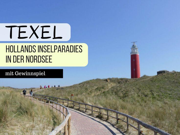 In diesem Artikel erzähle ich dir, was ich auf der holländischen Nordseeinsel Texel alles erlebt habe. Zudem kannst du wieder etwas gewinnen.
