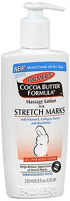 Scar and Stretch Mark Reducers: Palmers Cocoa Butter Formula Massage Lotion For Stretch Marks 8.50 Oz (6 Pack) BUY IT NOW ONLY: $35.72