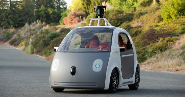 Geek Story of the Day: California's New Self-Driving Car Rules Are Great for Texas.