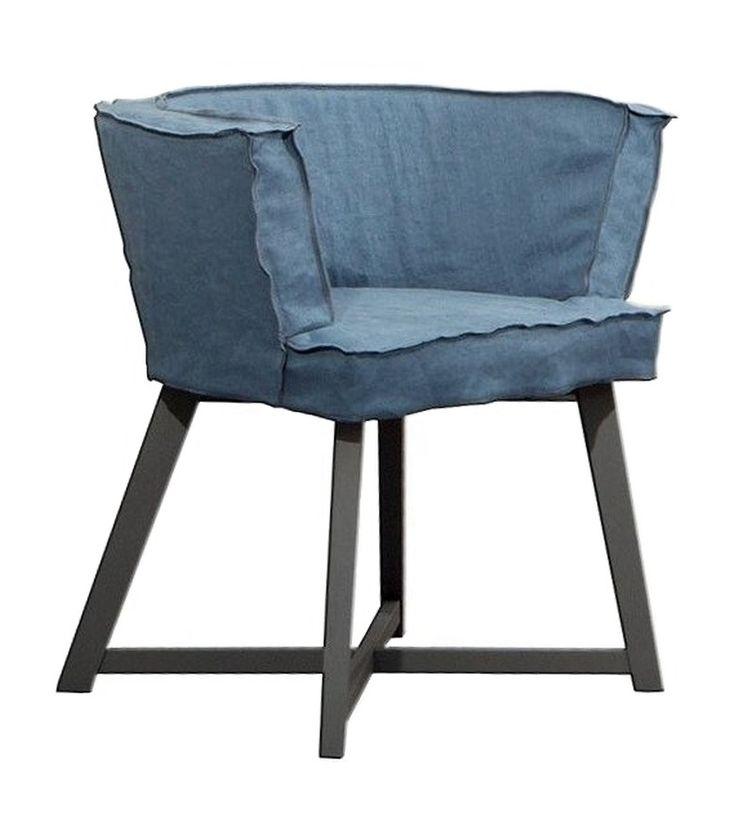 Gray 26 Small Armchair Gervasoni