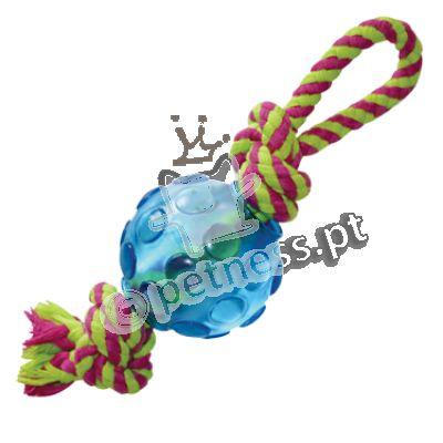 Petstages Dog ORKA MINI Ball com corda