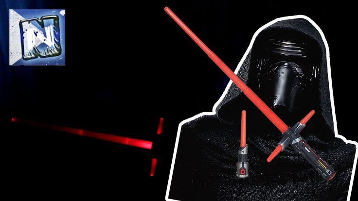 Star Wars: Битва Световых Мечей Коля и папа - Lightsaber from Star Wars ...