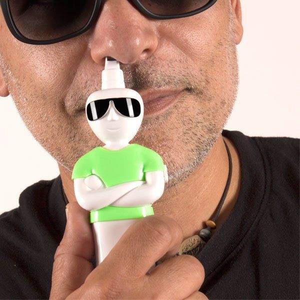 HIPSTER NOSE AND EAR HAIR TRIMMERS - Geeks Buy Gadgets