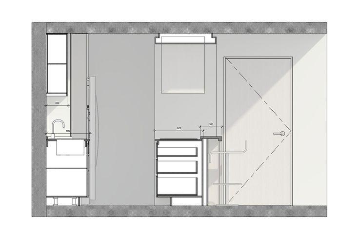 Galería de Guía Arauco: ¿Cómo diseñar y construir correctamente una cocina? - 18