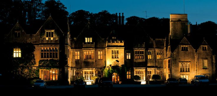christmas in the cotswolds | Bibury Court Hotel, heart of the Cotswolds, hotels in the Cotswolds