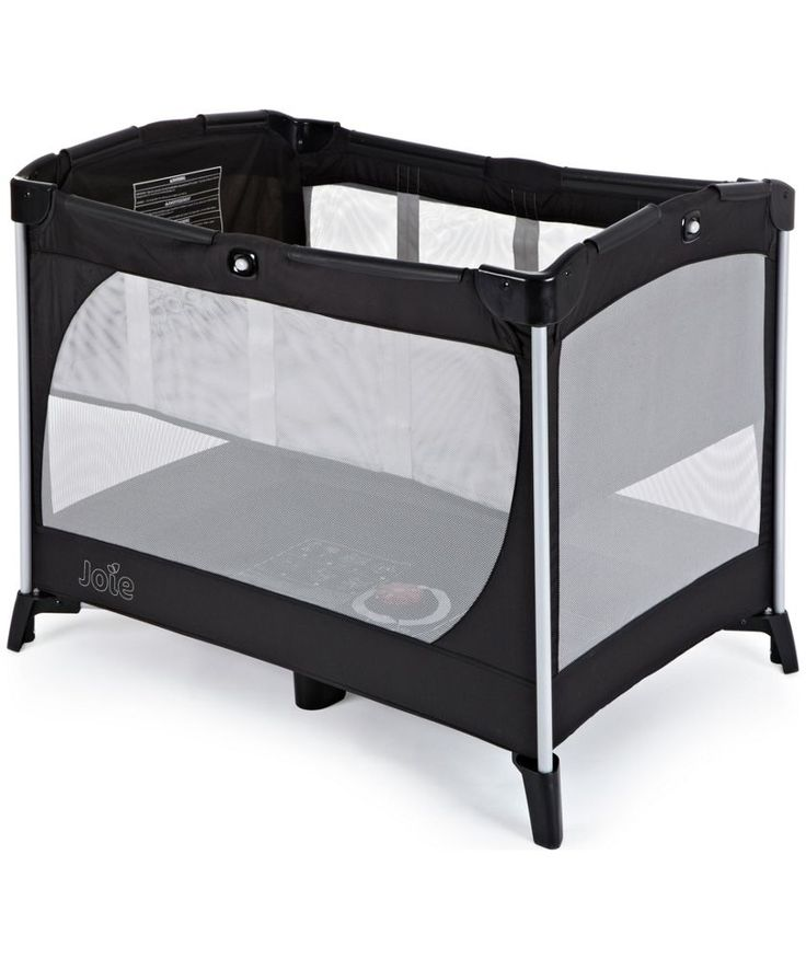 Buy Joie Allura Travel Cot with Bassinet at Argos.co.uk - Your Online Shop for Travel cots.