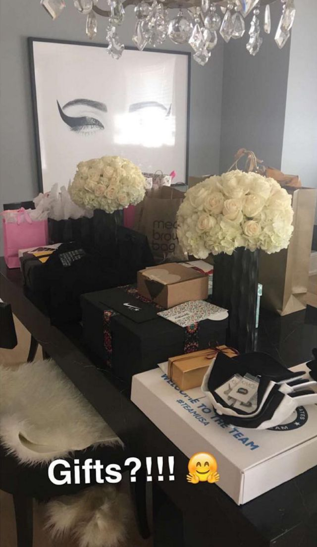 Here's Everything Kylie Jenner Got For Her 19th Birthday