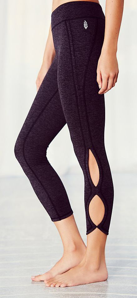 Workout infinity leggings