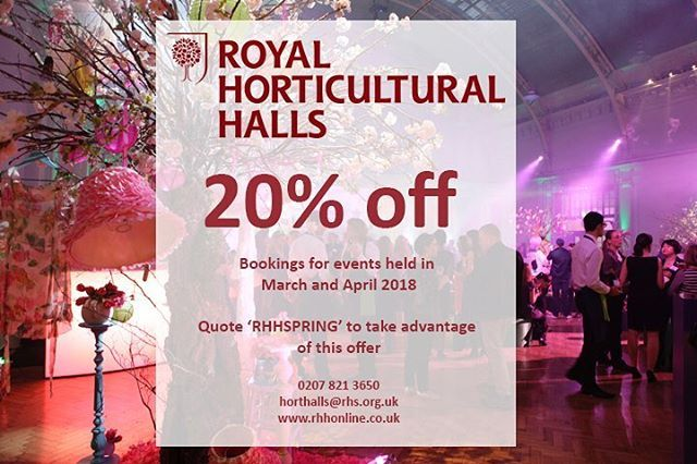 Were pleased to offer a last minute discount on events helps between March and April 2018 #venueoffer #discount #venuehire #conferencecentre #offer  #banqueting #privatedining #westminstervenue #londonvenue #uvl #productlaunch #events