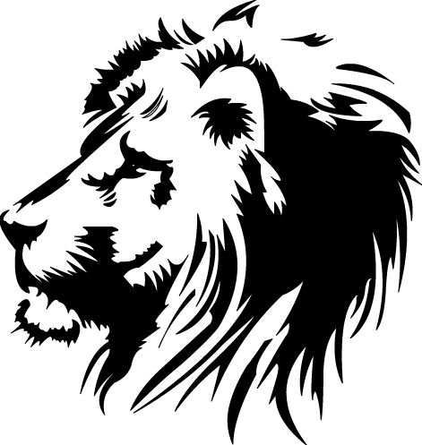 stencils designs | Lion Stencil by ~Dynamis89 on ...