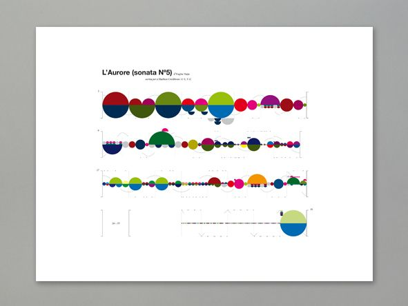 Ysaÿe Poster / SisTeMu projects — Available to purchase at Tom Edicions. http://tomedicions.bigcartel.com