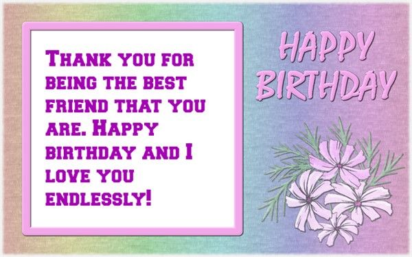 82 Best Birthday Wishes for Friends – Happy Birthday Greetings for Friends