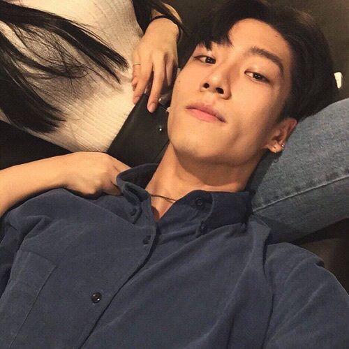 Korean Couple Ulzzang Girl Faceless  Boy Korean Fashion -5102