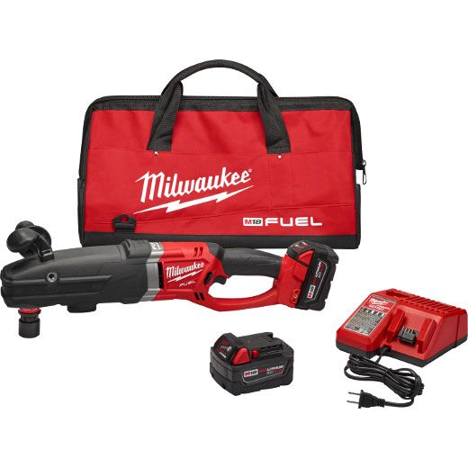 Milwaukee 2711-22, M18 FUEL SUPER HAWG Right Angle Drill w/ QUIK-LOK Kit http://cf-t.com/product/milwaukee-2711-22-m18-fuel-super-hawg-right-angle-drill-w-quik-lok-kit/