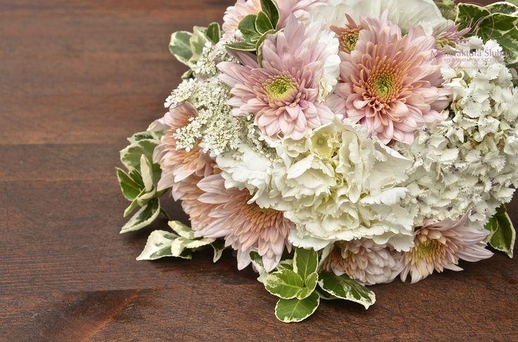 #bukiet #slubny #slubne #kwiaty #bouquet #idyllic #wedding #flower #pink #white #manufakturaslubna