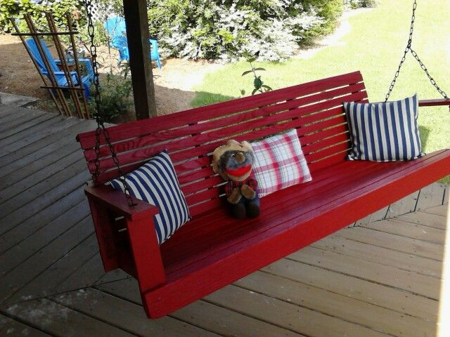 1000 Images About Porch Swings On Pinterest