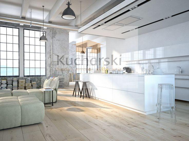 Jak najbardziej nowoczesnym rozwiązaniem jest łączenie salonu z kuchnią. Pozwala to na uzyskanie bardzo dużej przestrzeni do wykorzystania. Dzięki temu, nie musimy się gnieść przy małym stole. Mamy...