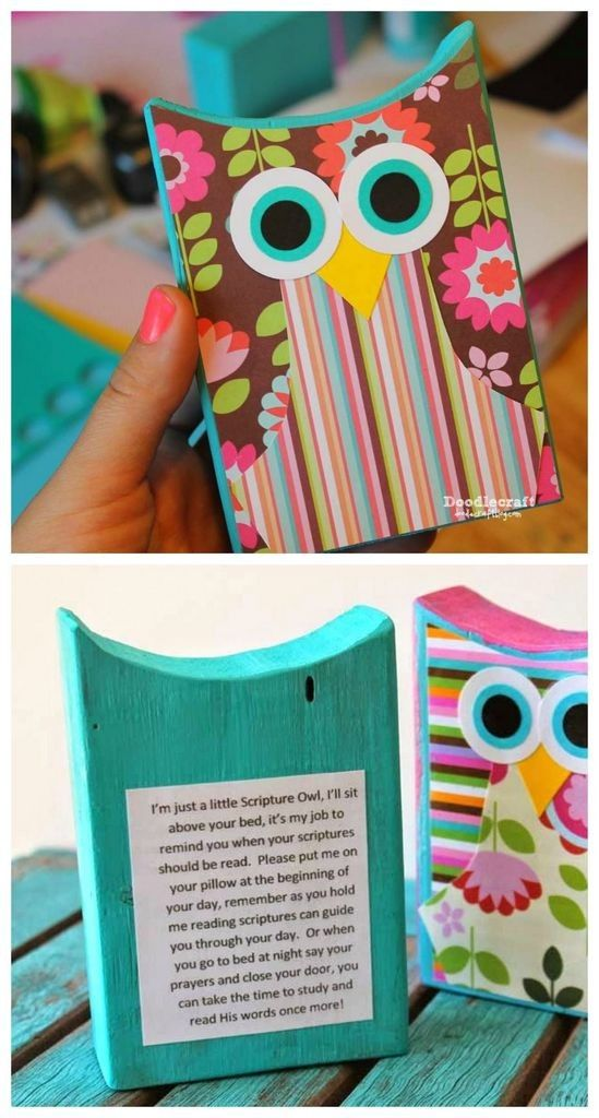 20 Most adorable DIY OWL projects to try - Craftionary
