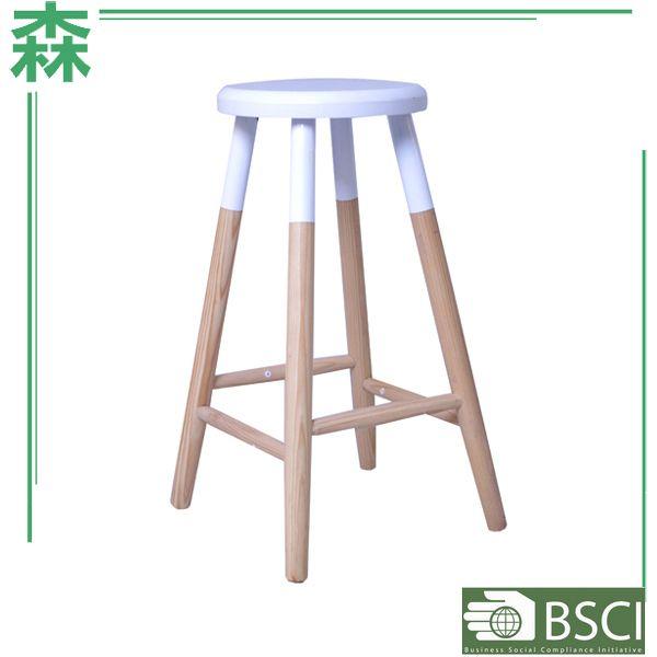 """Yasen Houseware Outlets Kitchen Breakfast Bar Chairs Log Bar Chairs,24 Inch Bar Stools,Leisure Designed Bar Stool"""