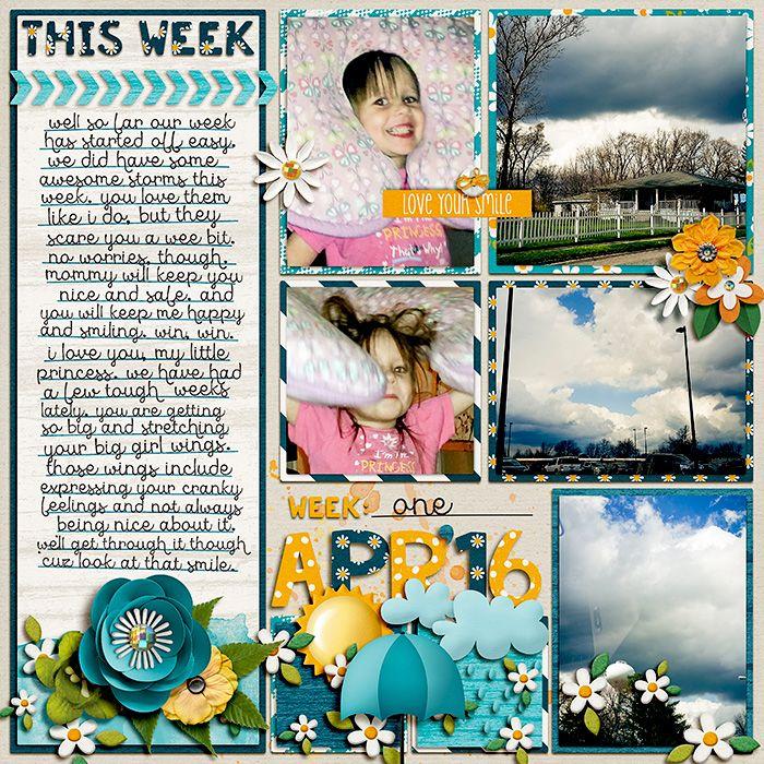 1000+ images about Beautiful kits & layouts - Ok on Pinterest