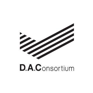 DACのロゴ:シンプルだけど・・・   ロゴストック