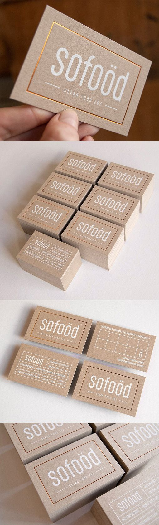 307 Best Business Card Images On Pinterest Business Card Design