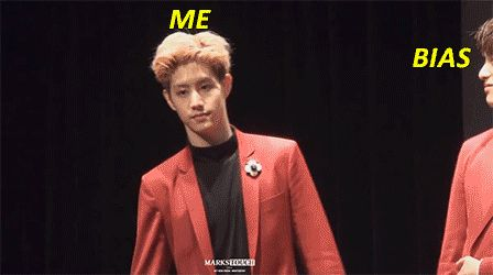 Okay, now, THIS is my new favorite gif! #GOT7 #Mark #Junior