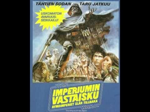 Tähtien sota -kasettisatu: Imperiumin vastaisku - YouTube