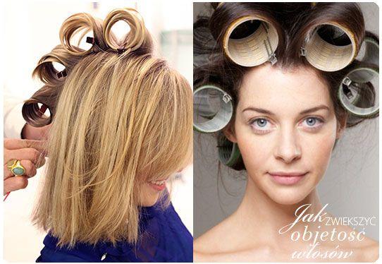 Alina Rose Makeup Blog: Jak dodać włosom i fryzurze objętości: sposoby, produkty, naturalna pielęgnacja.