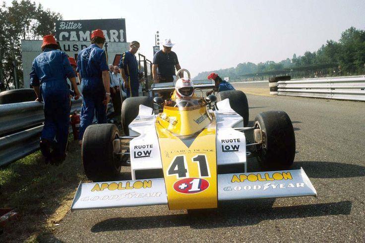 Monza '77  Loris Kessel