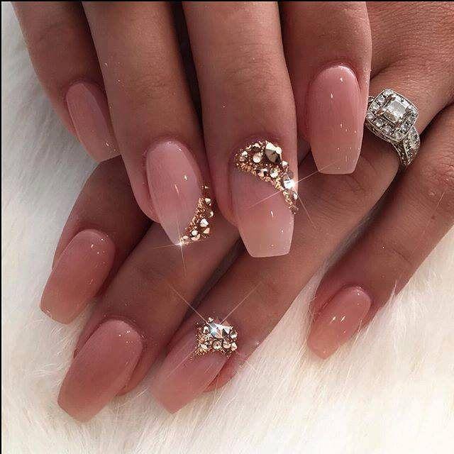 cute simple nail design