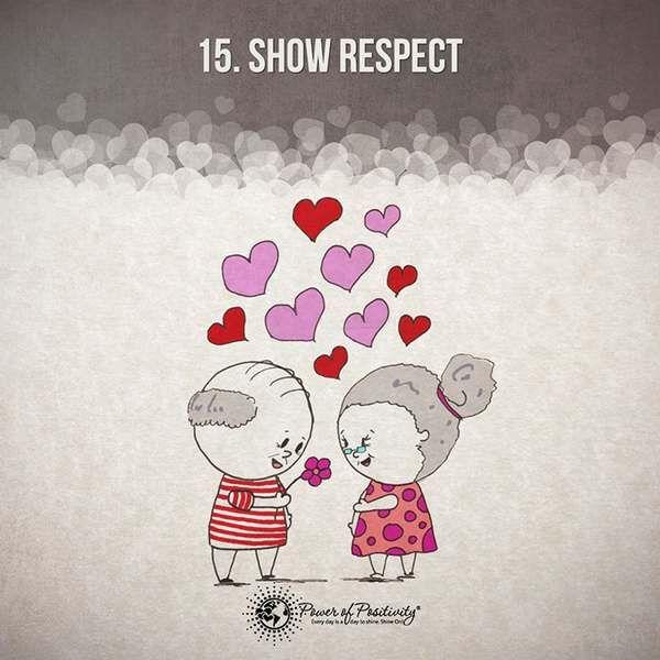 Demostrar respeito