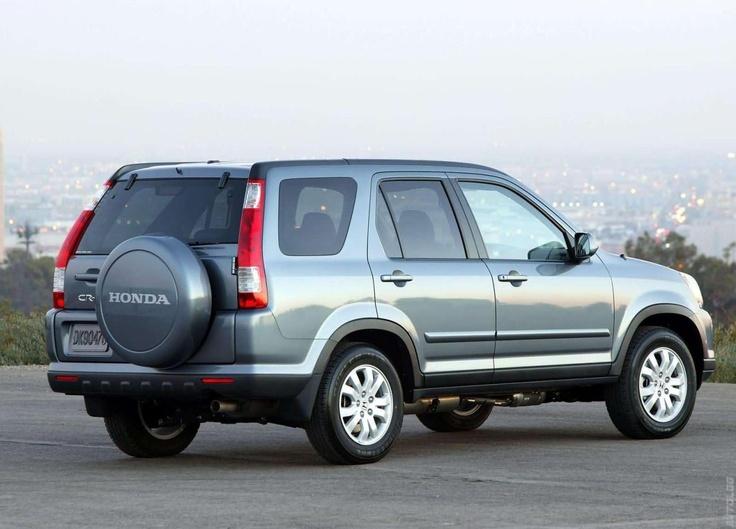 2005 Honda CRV SE