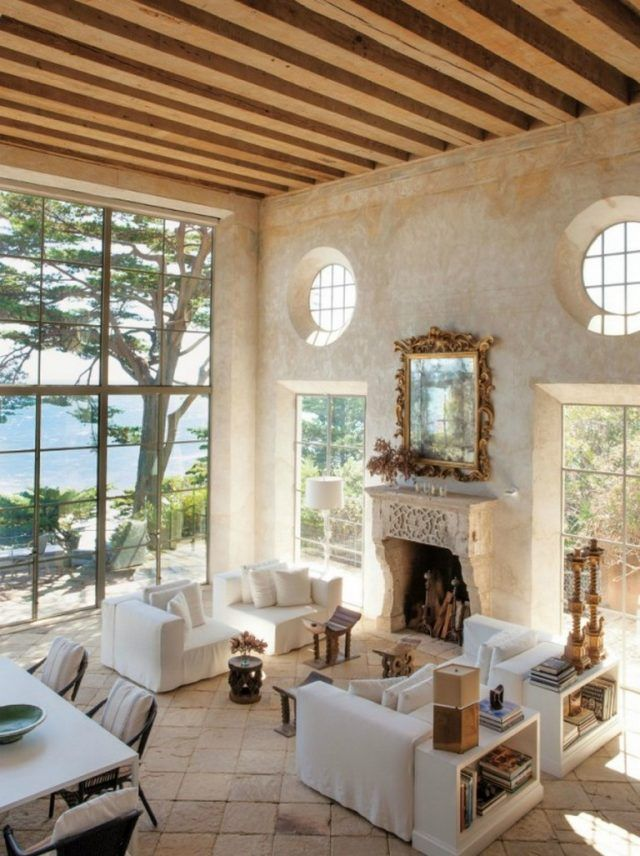 15 Admirable Timeless Blend Of Old And New Coastal Style Living Room Mediterranean Living Rooms Coastal Living Rooms