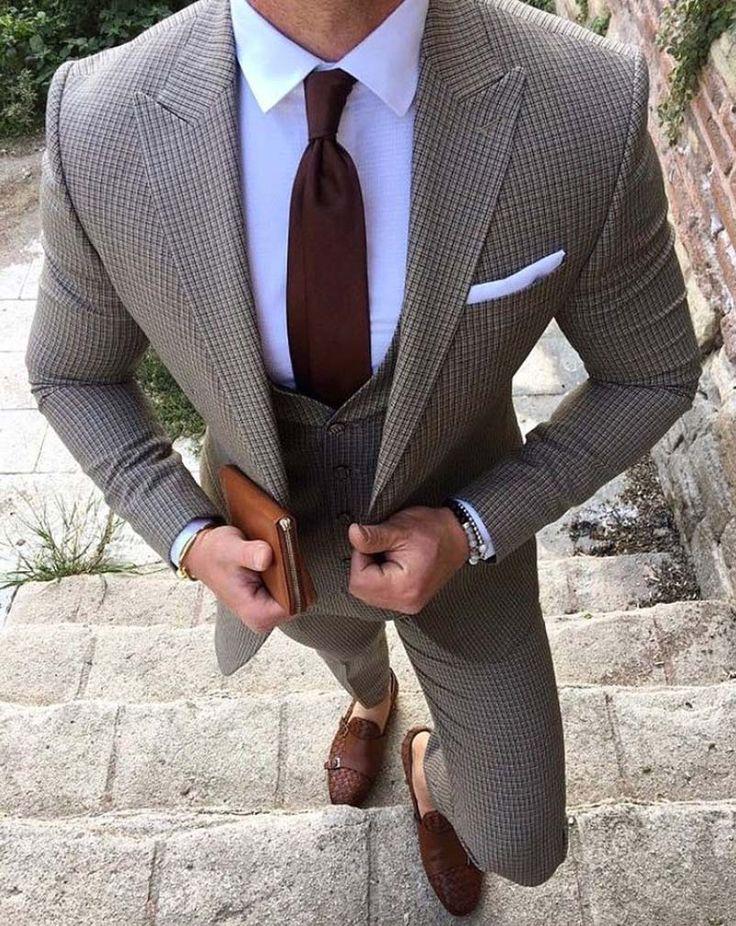 25  best ideas about Men's suits on Pinterest | Suits, Mens suits ...