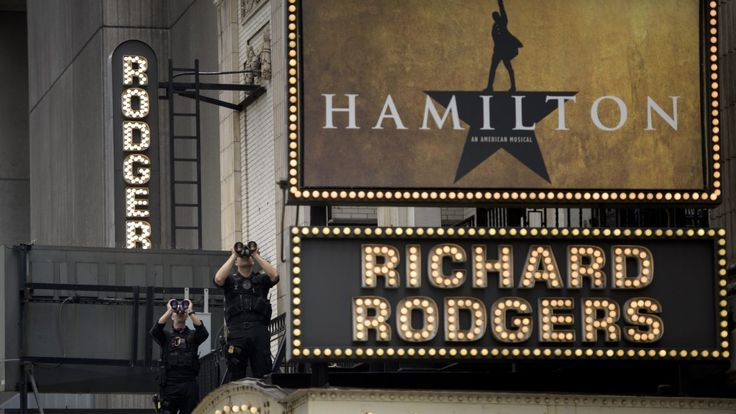 #BoycottHamilton hashtag becomes top trending topic on Twitter after cast 'harassed' Mike Pence
