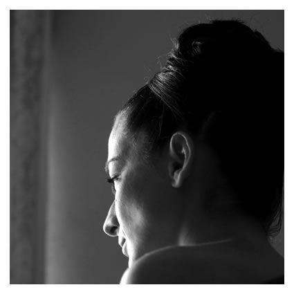 raccolto alto per capelli sposa fotografia maisonstudio di veronica masserdotti  ©