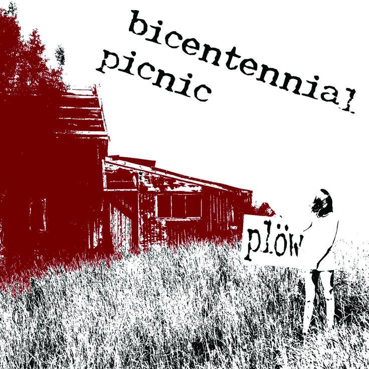 Bicentennial Picnic | Plöw. Art by James Becker