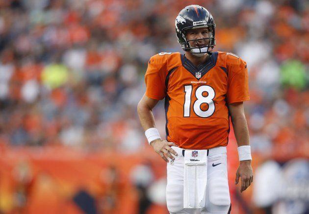 Peyton Manning vs rams pre season | : Preseason-St. Louis Rams at Denver Broncos | Best of NFL preseason ...