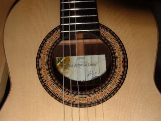 Vergilio Lima Luthier: Violão Clássico